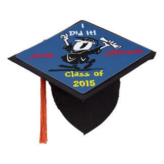 Graduation   I Did It   Diy Year Graduation Cap Topper