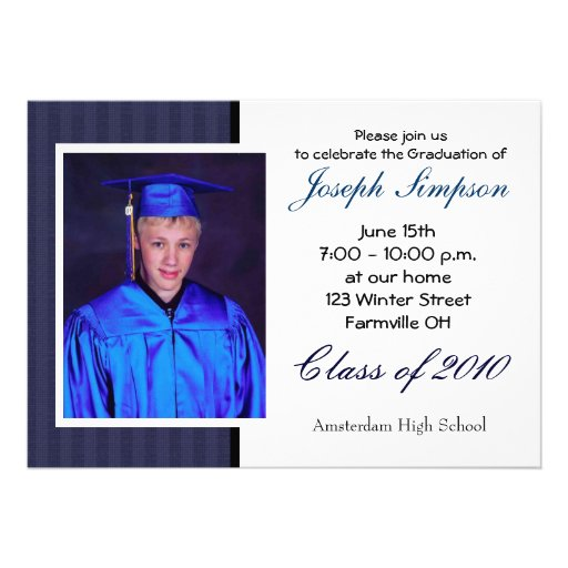 Graduation Invite Cards could be nice ideas for your invitation template