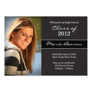 Graduation Invitation Class of 2012