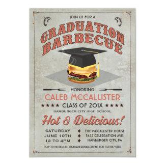 Graduation Invitations | BBQ Party v.2