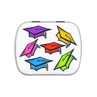 Graduation - Jelly Beans - SRF Jelly Belly Tins