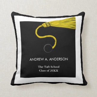 Graduation Keepsake Throw Pillow