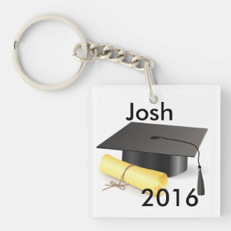 Graduation Key Ring Keychain