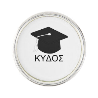 Graduation kudos-B.A. Lapel Pin