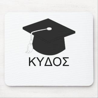 Graduation kudos-B.A. Mouse Pad