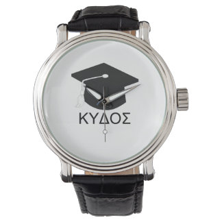 Graduation kudos-B.A. Watch