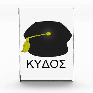 Graduation kudos-Ph.D. Award