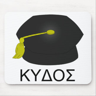 Graduation kudos-Ph.D. Mouse Pad