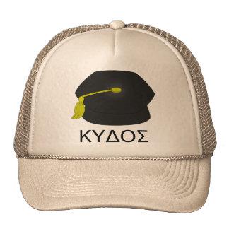 Graduation kudos-Ph.D. Trucker Hat
