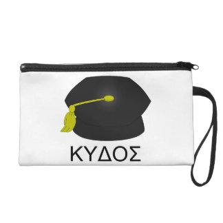 Graduation kudos-Ph.D. Wristlet