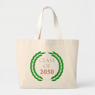Graduation Laurel Wreath Bag Template