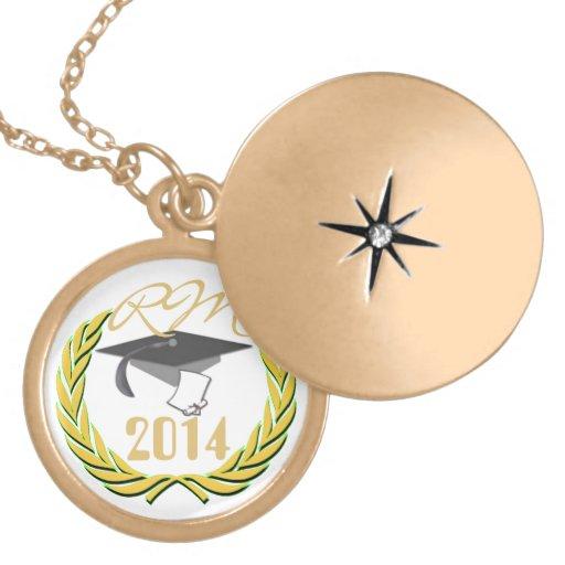 Graduation locket