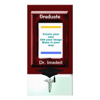 Graduation Medical School Card