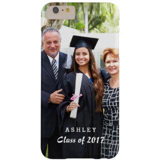 Graduation Memento Photo Portrait Barely There iPhone 6 Plus Case
