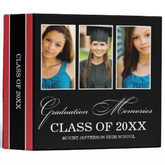 GRADUATION MEMORIES | PHOTO ALBUM BINDER