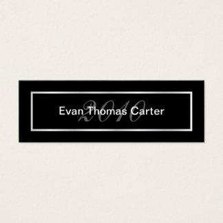 Graduation Name Cards - 2010