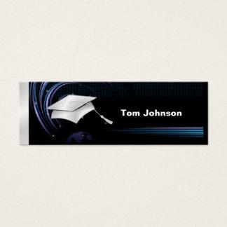 Graduation Name Card Business Cards & Templates | Zazzle