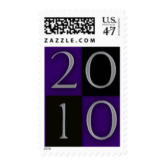 Graduation / New Years 2010 Design Template Postage