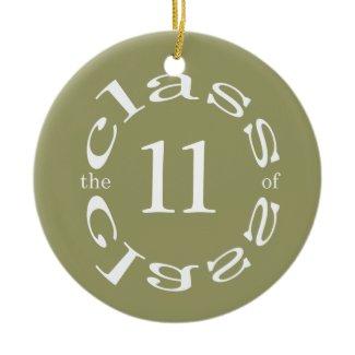 graduation ornament