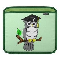 Graduation Owl Sleeve For iPads