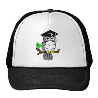 Graduation Owl Trucker Hat
