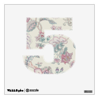 Graduation Party Custom Numbers Wall Decals