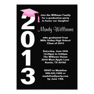 Graduation Party Invitation Class of 2013