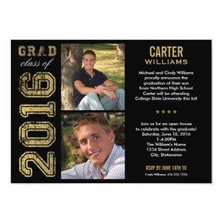 Graduation Party Invitation   Class of 2016