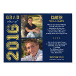 Graduation Party Invitation | Class of 2016