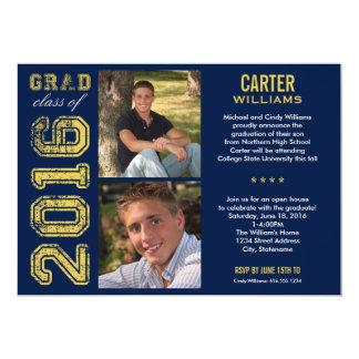 Graduation Party Invitation | Class of 2016
