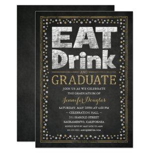 small graduation party invitations