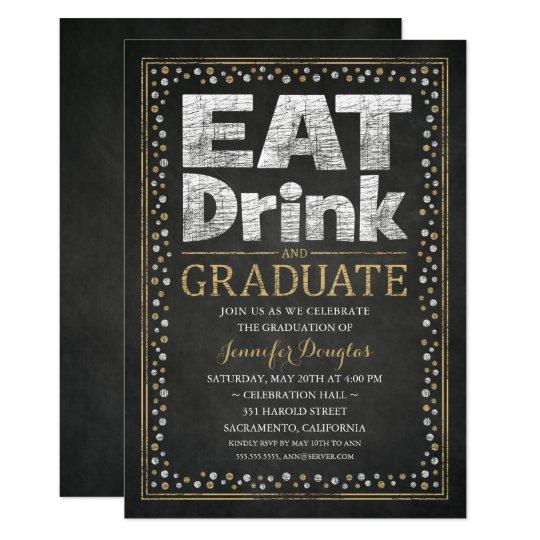 Graduation party invitations unique funny grad zazzle graduation party invitations unique funny grad filmwisefo Gallery