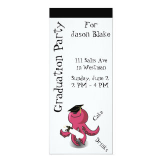 Graduation Party Octopus Card