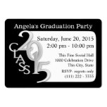 Graduation Party Photo Insert Card Large Business Cards (Pack Of 100)