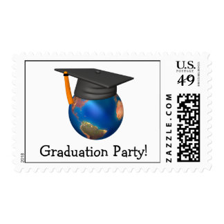 Graduation Party postage