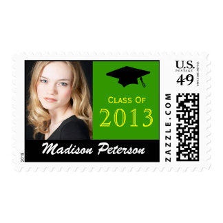Graduation Party Postage Stamp