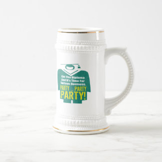 Graduation Party T Shirts and Gifts Beer Stein