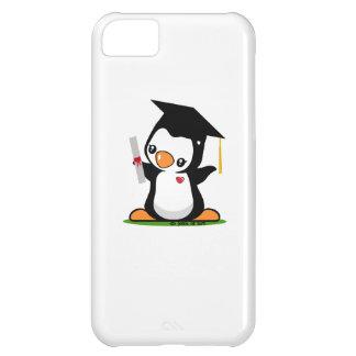 Graduation Penguin iPhone 5C Case