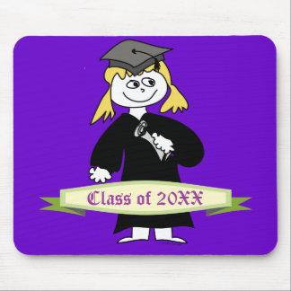 Graduation Personalized Class of Mousepads