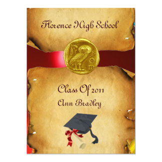 GRADUATION PHOTO TEMPLATE GOLD OWL
