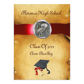 GRADUATION PHOTO TEMPLATE SILVER OWL