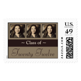 Graduation Photos 2012 Announcement Postage