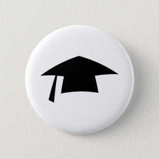 graduation pinback button