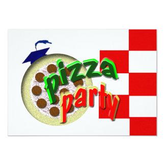 Graduation Pizza Party !!!! Card