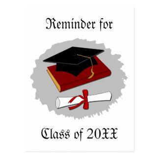 Graduation Postcard