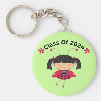Graduation Present Class of 2024 Key Chain