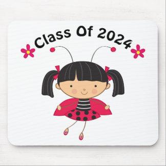 Graduation Present Class of 2024 Mouse Pad