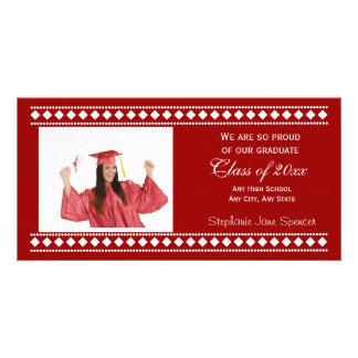 Graduation Pride Photo Cards