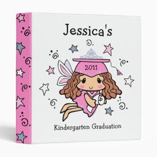 Graduation Princess Keepsake Binder