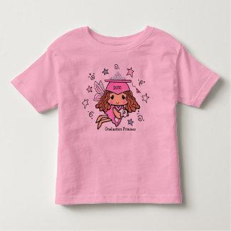 Graduation Princess Personalized Toddler Shirt